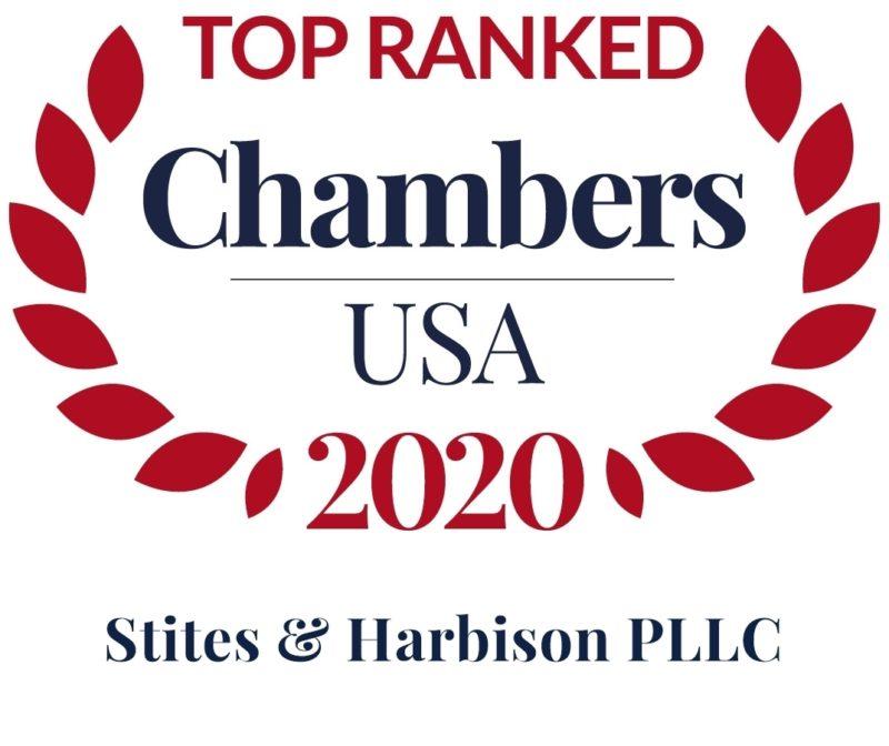 Chambers2020 firm logo