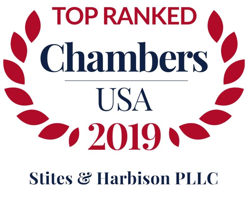 Chambers USA2019 Firm Badge