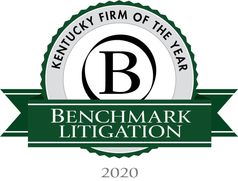 Kentucky Firm of the Year Benchmark 2020