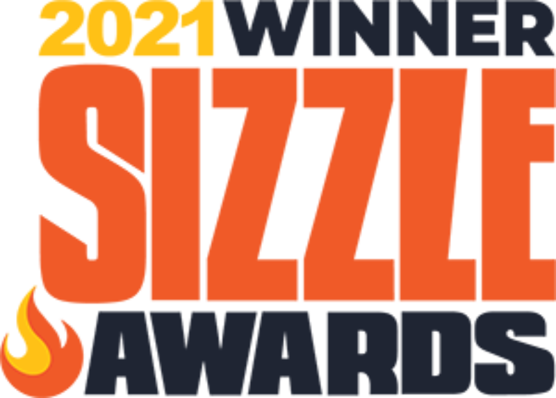 SIZZLE 2021 WINNER COLOR WEB