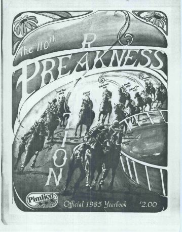05 15 14 Blog Preakness Yearbook Cover1