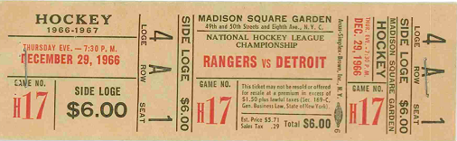 09 12 67 Madison Square Garden