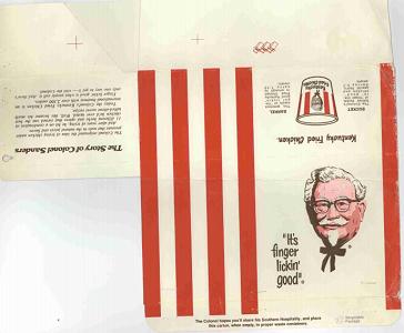 11 14 67 Kentucky Fried Chicken