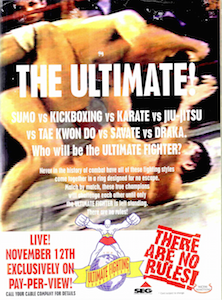 12 05 95 Ultimate Fighting Championship
