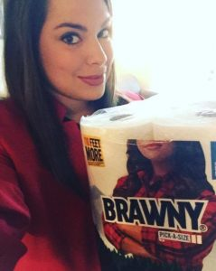 Brawny Woman Photo 1