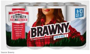 Brawny Woman