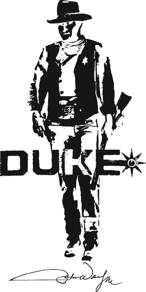 Duke John Wayne
