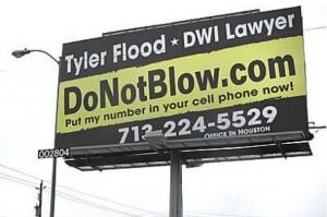 Donotblow Billboard