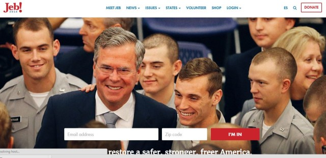 Jeb Website