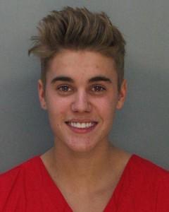 Justin Bieber Mugshot Front1