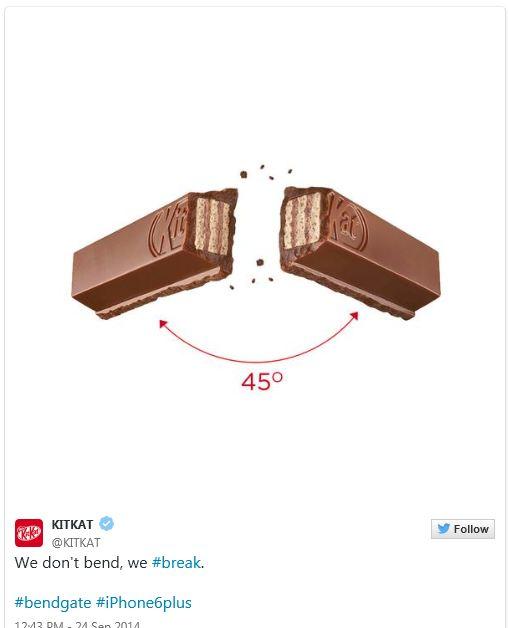Kitkat Tweet1