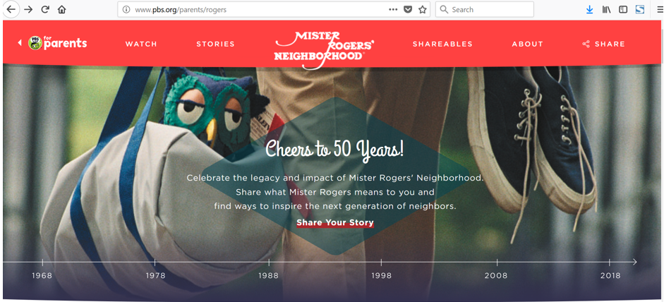 Mackay Childhood Mrrogerswebsite