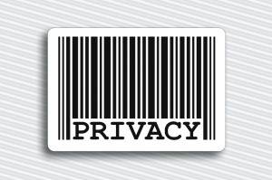 Privacy Barcode