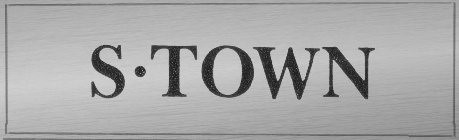 Scruton Serial S Town