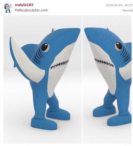Sosas Left Shark