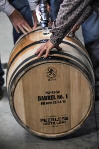Barrell No 1