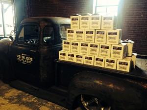 Bourbon Truck