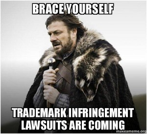 Brace Yourself Trademark