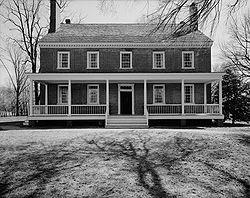 Historic Locust Grove Louisville Kentucky