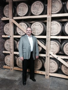 Jack Bourbon Barrels