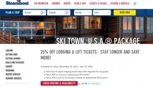 Ski Town Usa