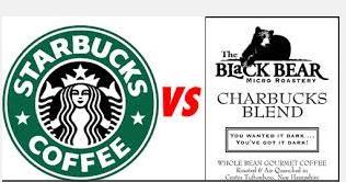 Starbucks Charbucks