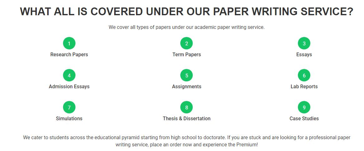 Paper Doers Services