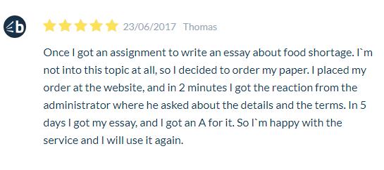 essaywriter4u.com review - Review 1