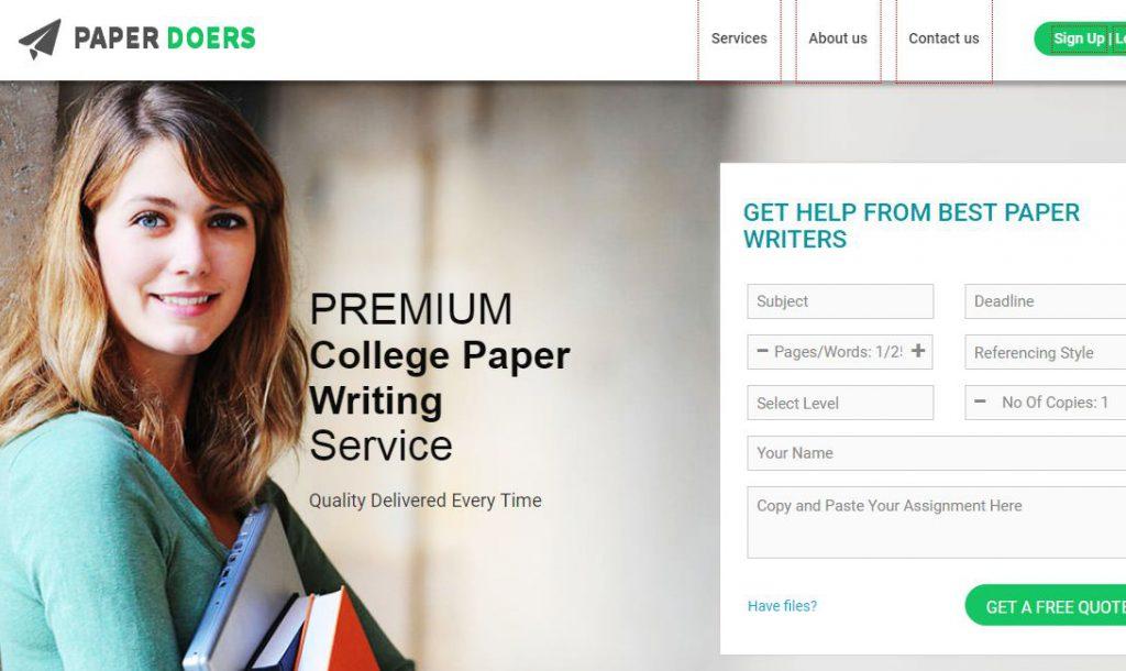 paperdoers.com - Home