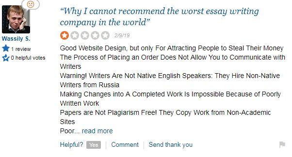 edubirdie.com review - Review