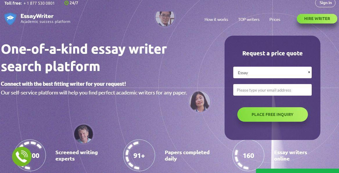 EssayWriter Review