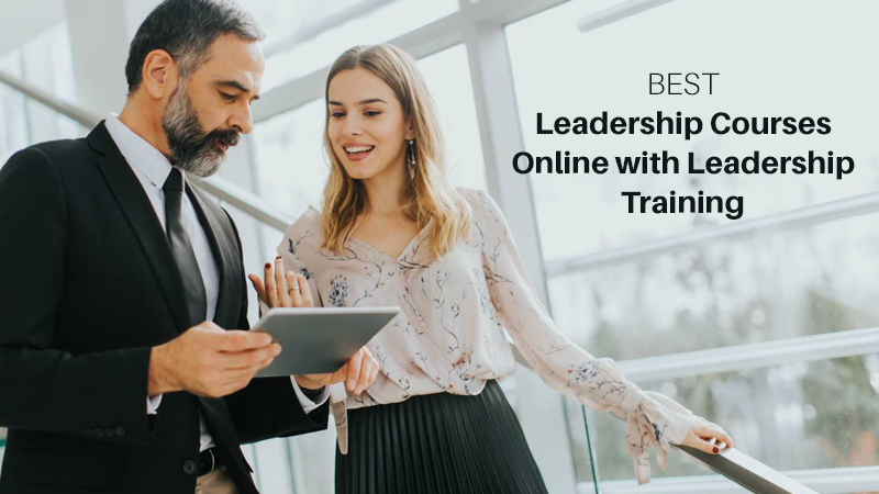 Best Leadership Courses Online with Leadership Training