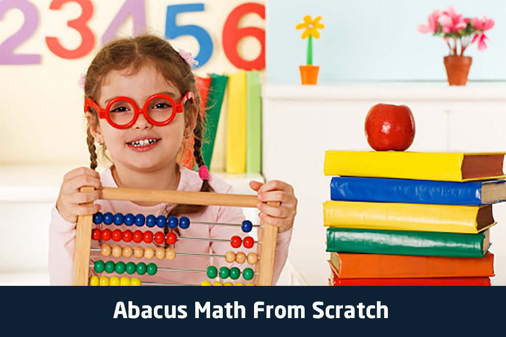 Abacus Math From Scratch [Udemy]