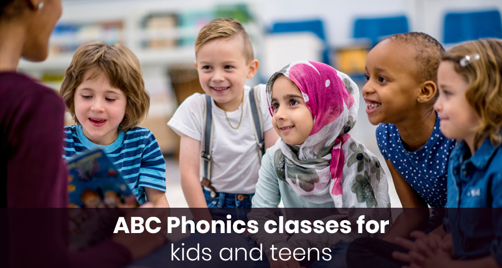 ABC Phonics classes for kids and teens [Berlitz]