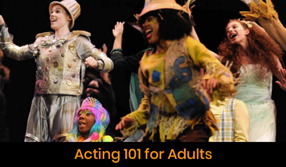 Acting 101 for Adults - Udemy