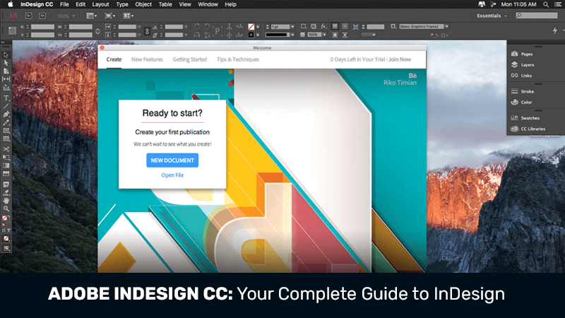 Adobe InDesign CC: Your Complete Guide to InDesign (Udemy)