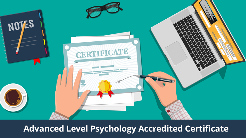 Advanced Level Psychology Accredited Certificate [Udemy]