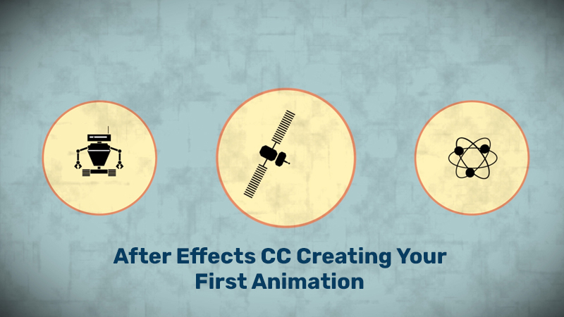 After Effects CC Creating Your First Animation (PluralSight)