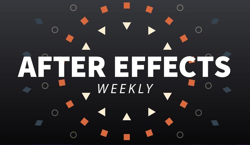 After Effects Weekly [Lynda]