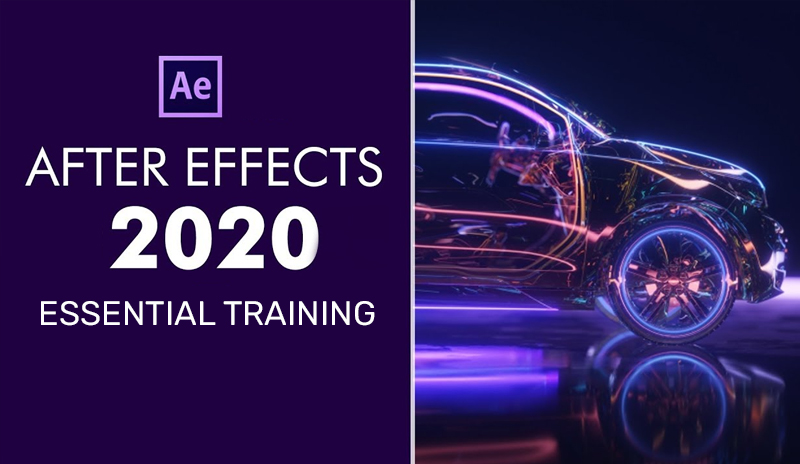 After Effects 2020 Essential Training: The Basics [LinkedIn]
