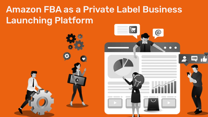 Amazon FBA as a Private Label Business Launching Platform [Udemy]