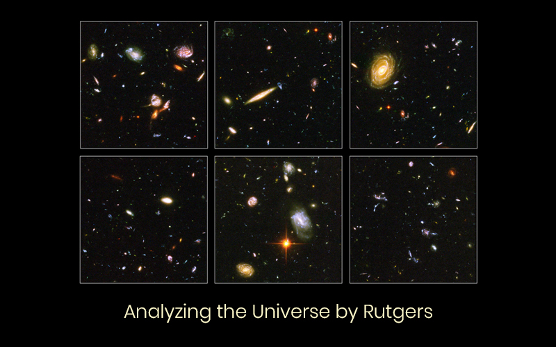 Analyzing the Universe by Rutgers - The State University of New Jersey - Coursera
