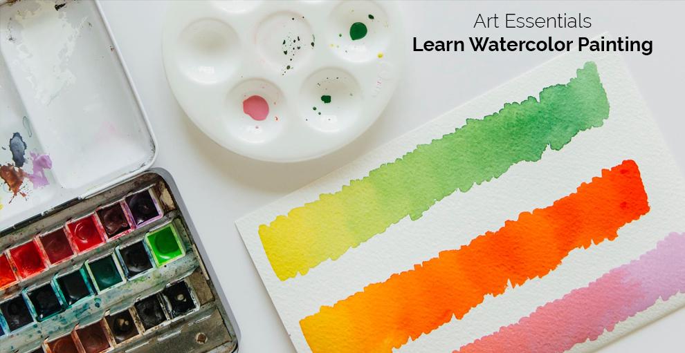Art Essentials: Learn Watercolor Painting Basics - Skillshare