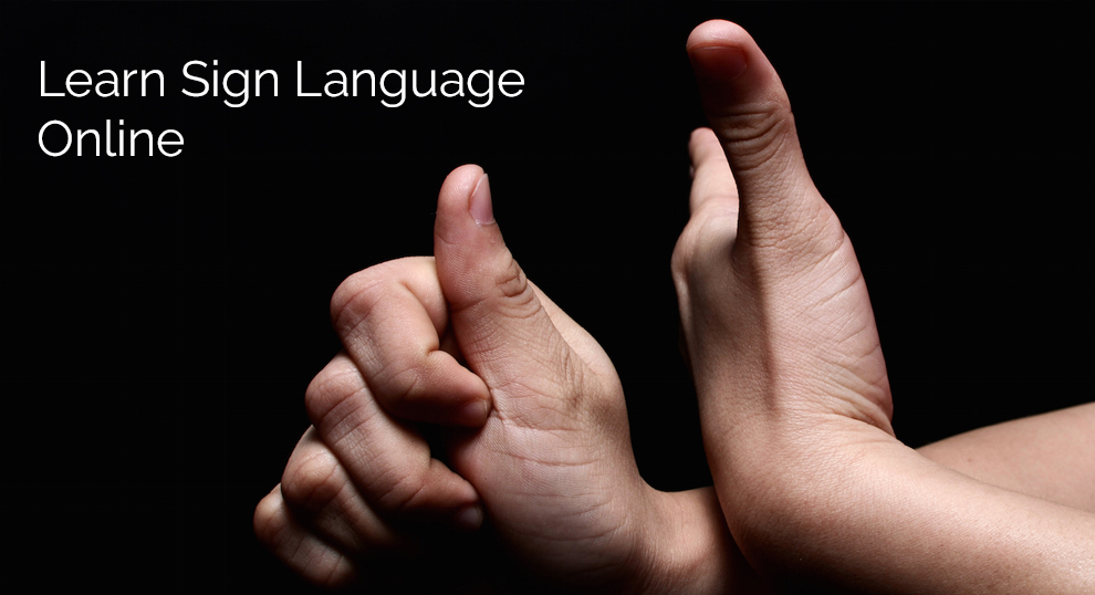 Learn Sign Language Online [Sign Language 101]