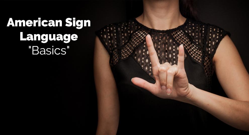 "American Sign Language ""Basics"" [Udemy]"