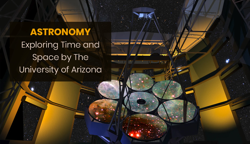 Astronomy: Exploring Time and Space by The University of Arizona - Coursera
