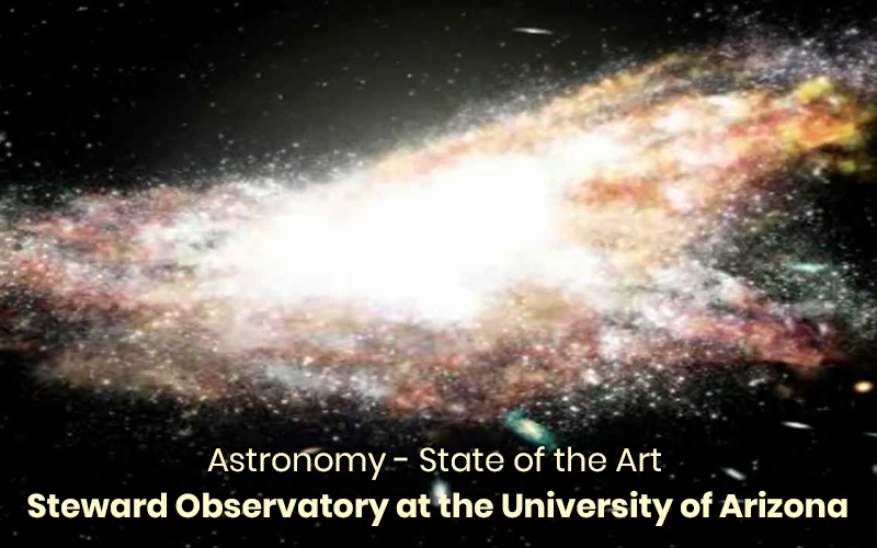 Astronomy - State of the Art - Steward Observatory at the University of Arizona (Udemy)