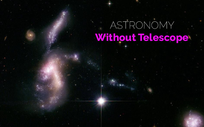 Astronomy Without Telescope (Udemy)