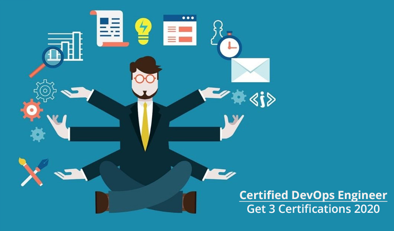 AWS Certified DevOps Engineer: Get 3 Certifications 2020 [Udemy]