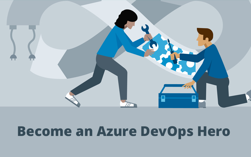 Become an Azure DevOps Hero [Udemy]